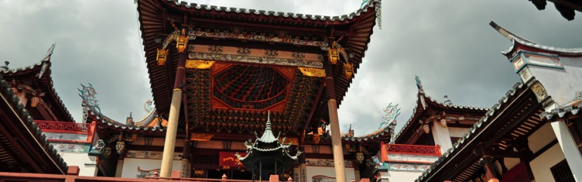 Temple of the Jade Emperor